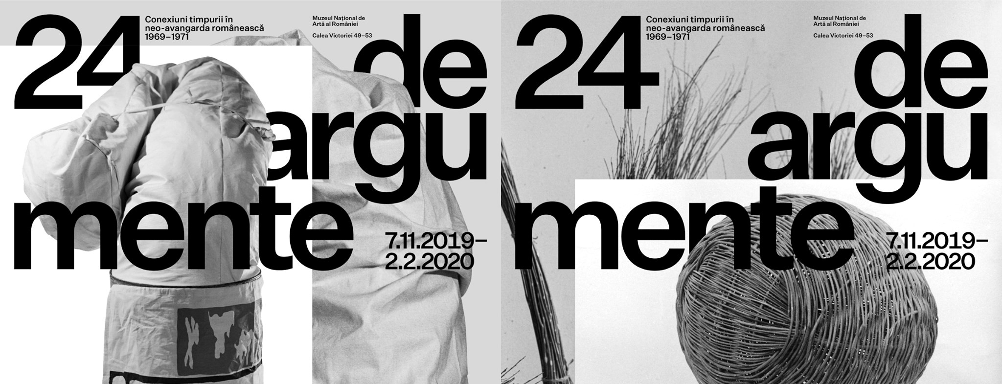 24 Arguments. Early Encounters in Romanian Neo-Avant-Garde 1969–1971