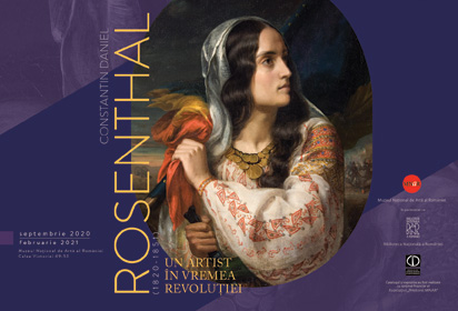 C.D. Rosenthal. An artist in the time of revolution