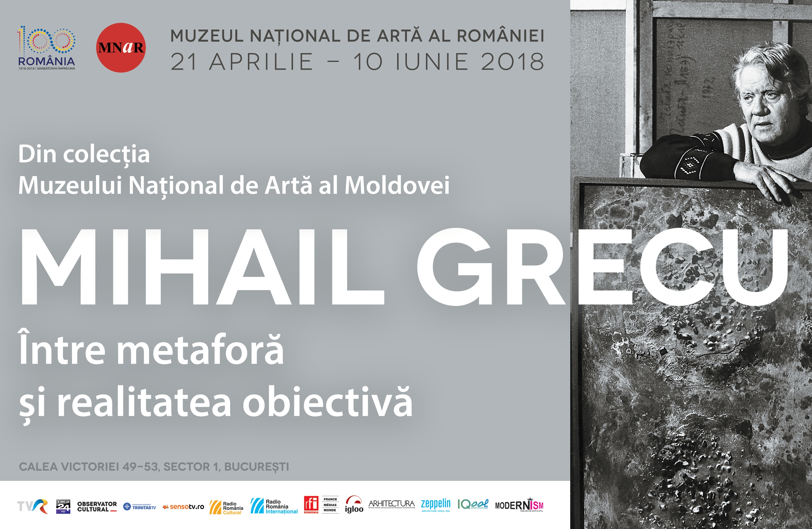 Mihail Grecu – Amidst metaphor and objective reality