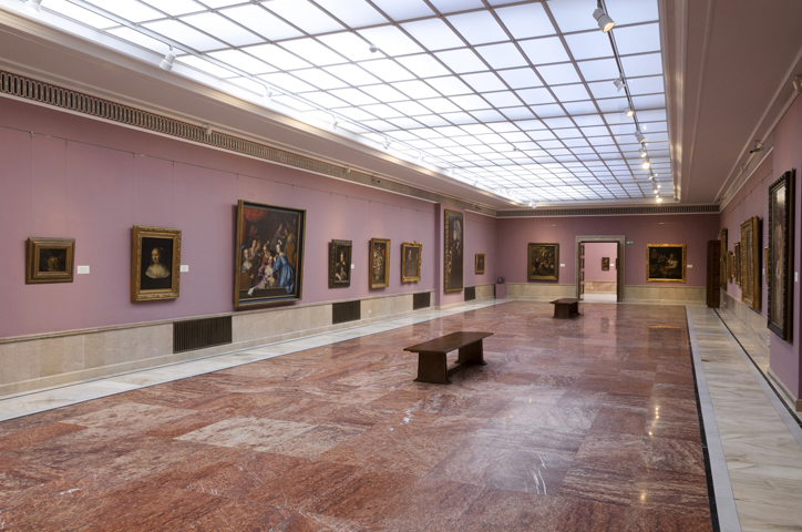 The European Art Gallery