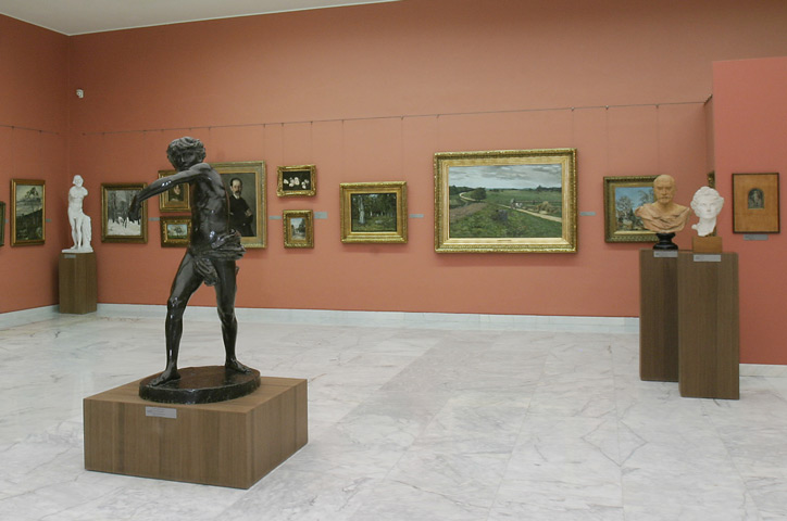 Romanian Modern Art Gallery
