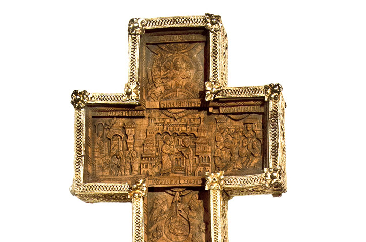 Procession cross