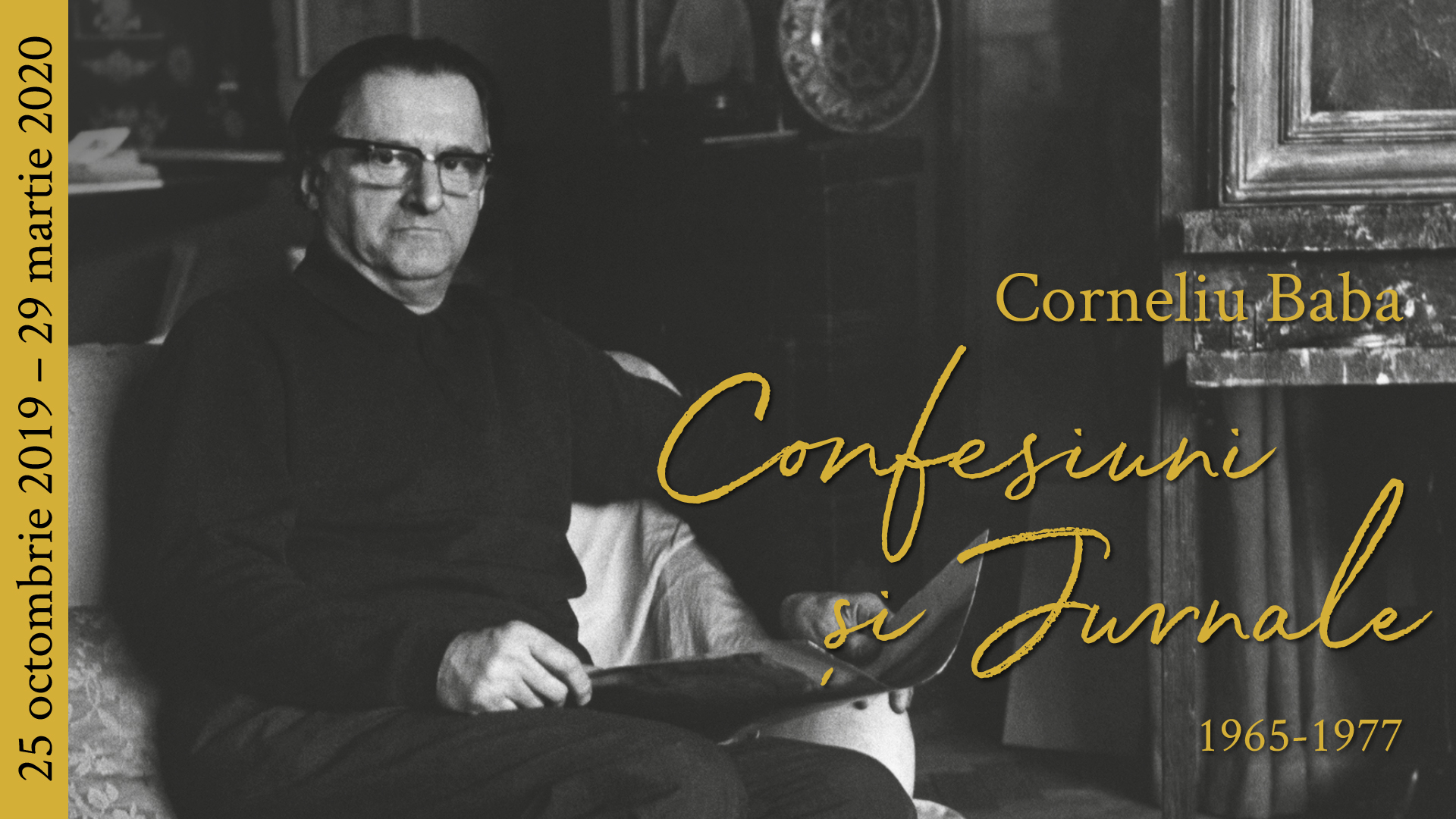 Corneliu Baba. Confessions and Journals (1965 – 1977)