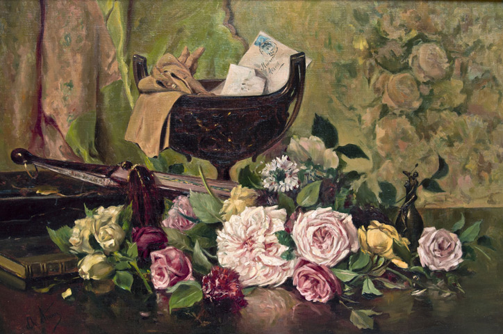 Aman - Flowers (Still-life)